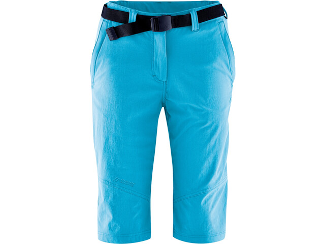 Maier Sports Lawa Bermudas Long Women hawaiian ocean